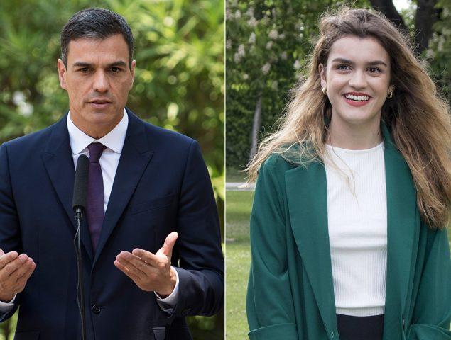Pedro Sánchez, Amaia o Alba Flores: las meteduras de pata más virales de 2018