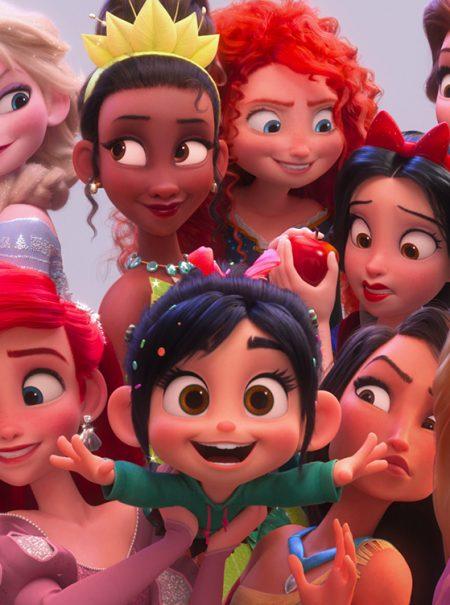 Por qué Vanellope es la antiprincesa que nosotros (y Disney) necesitábamos