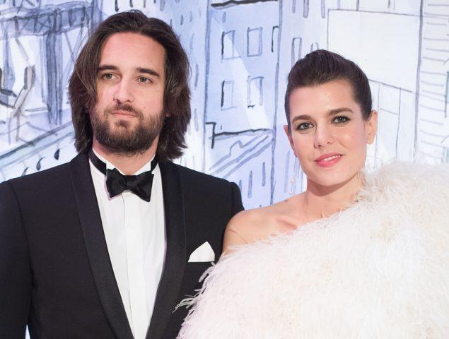 Boda, hijo y carrera en Hollywood: así escapa el novio de Carlota Casiraghi de su trágica herencia familiar