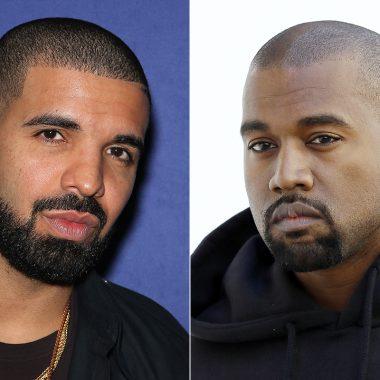 Kanye y Drake
