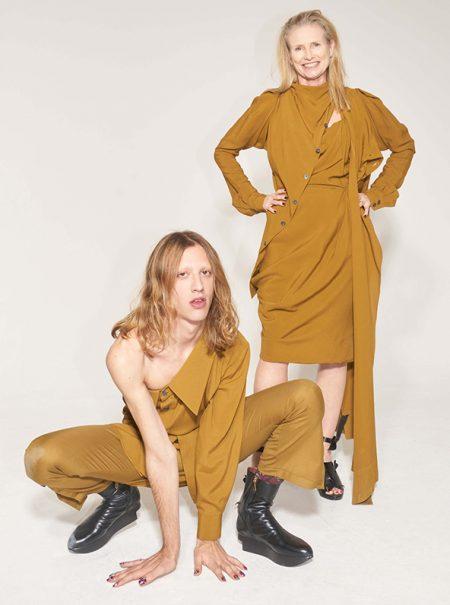 Los dos jóvenes españoles anónimos que reclutaron como modelos de lujo por Instagram