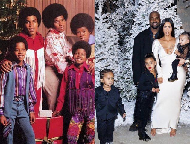La familia que se viste igual y posa unida, ¿permanece unida?
