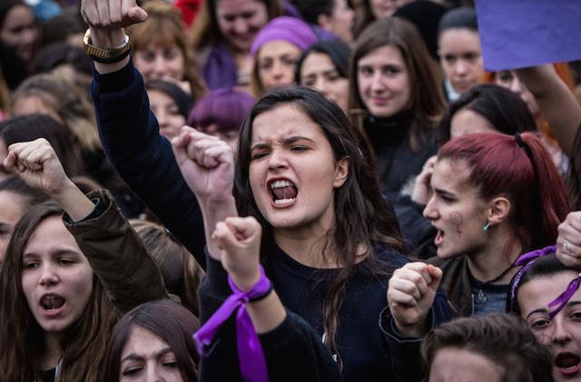 Feminismo 2018: triunfos y retrocesos de un año clave