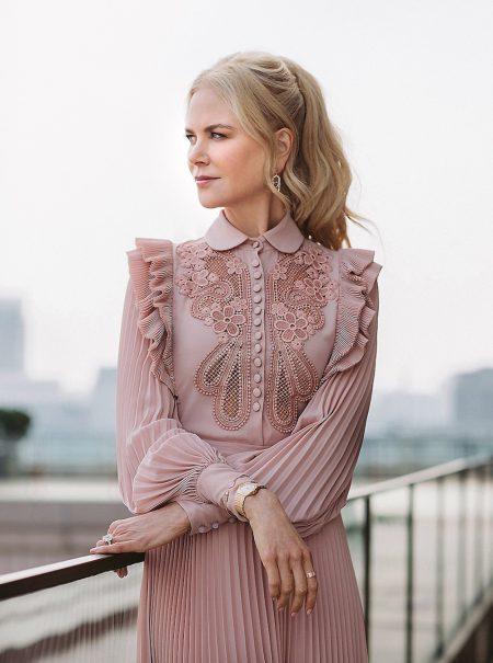 """Nicole Kidman: """"Pese al #MeToo hay mucho miedo. Necesitamos cambiar las leyes"""""""