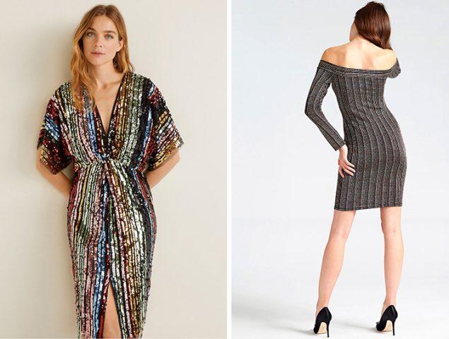 20 vestidos de fiesta por menos de 100 euros