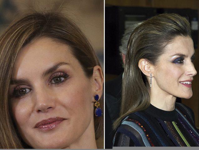 10 pruebas de que la reina Letizia se atreve a todo con su pelo