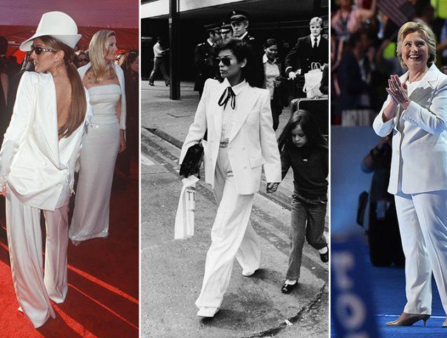 El poder de un traje blanco: 60 años en la cresta de la ola