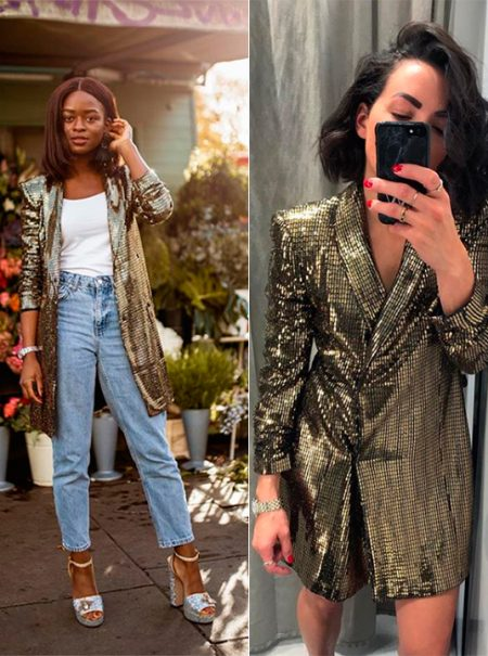 Este vestido de fiesta es la nueva prenda viral de Zara