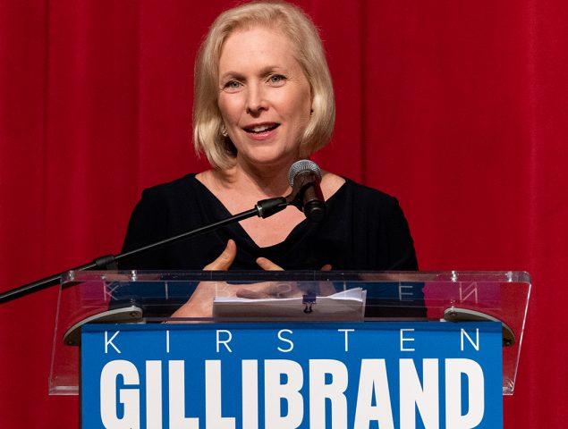 Kirsten Gillibrand, la feminista anti-Trump que quiere ser la presidenta de EE UU en 2020