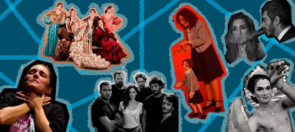 12 obras de teatro que hay que ver sobre desigualdad de género