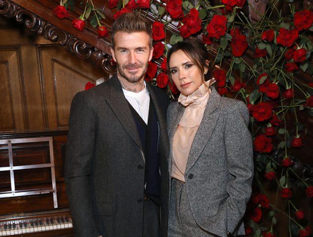 Kent & Curwen: la marca de moda de David Beckham que va a hacerle la competencia a su mujer