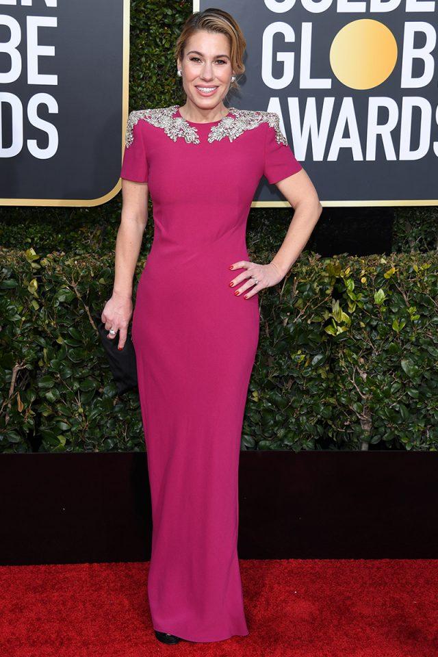 Globos de Oro 2019 vestidos alfombra roja