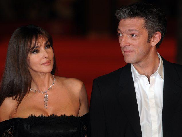 Monica Bellucci y Vincent Cassel, separados pero con un interés común: los prefieren muy jóvenes