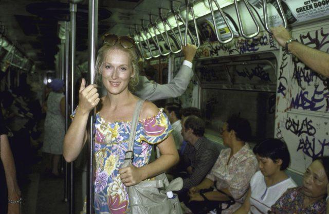 famosos en metro