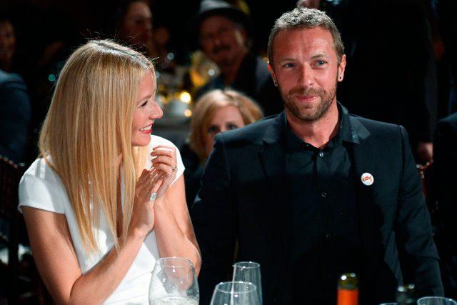 Gwyneth Paltrow y otros que se llevan bien con sus ex