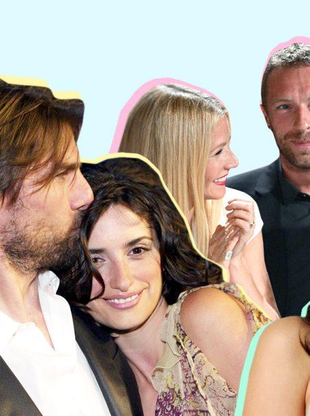 Gwyneth Paltrow y otras siete famosas que han conseguido llevarse bien con sus ex