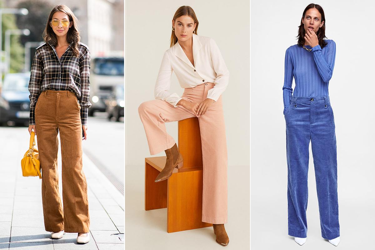 Si Los Pantalones De Pana Tambien Son Para La Noche Y Otras Cuatro Formas De Llevarlos Actualidad Moda S Moda El Pais