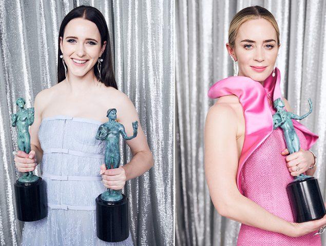 Los mejores looks de la alfombra roja de los SAG Awards 2019