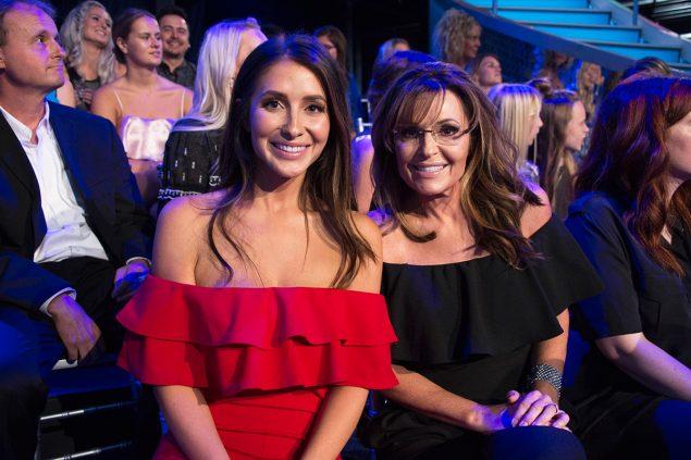 Bristol, la hija de Sarah Palin, carne de 'reality show'