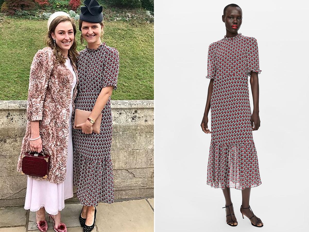 Vestidos invitada boda zara 2019