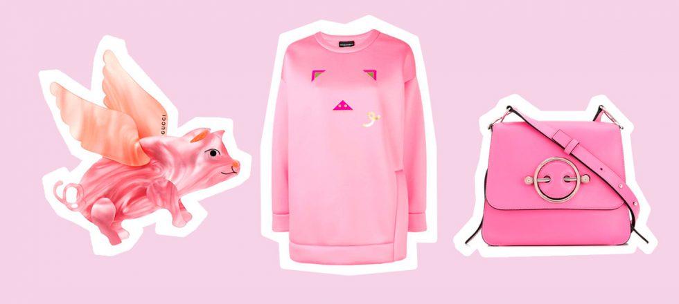 Nuevo año chino del cerdo, ¿sabías que hay prendas y accesorios especiales para celebrarlo?