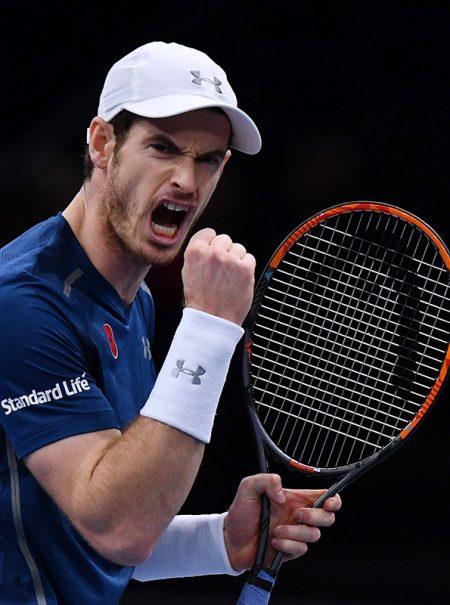 Adiós a Murray, el tenista que callaba la boca a los periodistas machistas