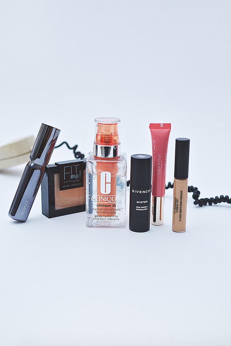maquillaje oficina