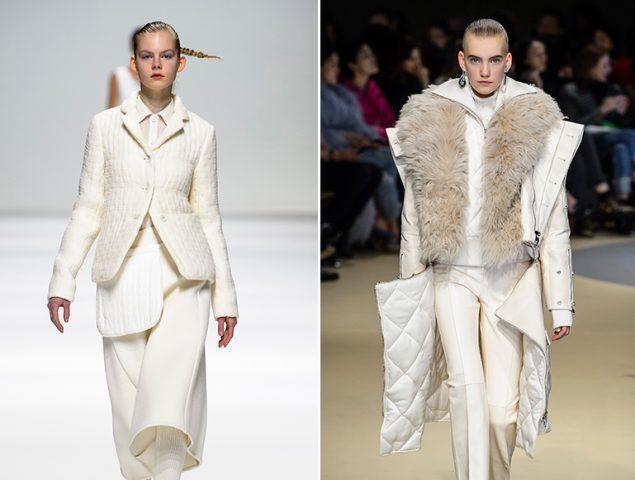 Blanco invernal: 15 prendas luminosas para hacer frente al frío