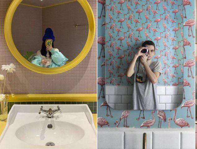 Cómo Instagram convirtió el selfie de WC en un símbolo de estatus