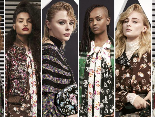 Todas las mujeres del momento están en la campaña prefall de Louis Vuitton
