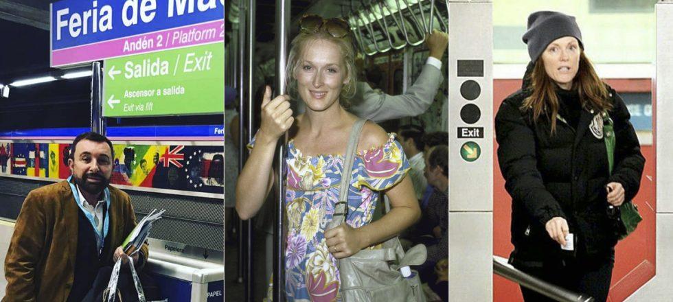 famosos metro