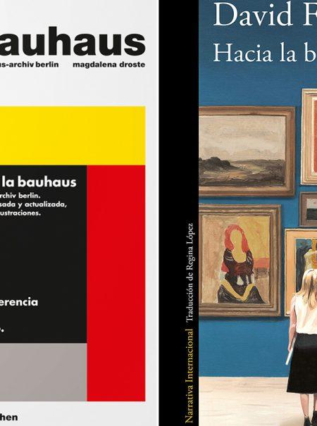 Librotea: Arte al pie de la letra