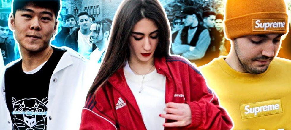 Batallas de 'outfits': las quedadas de jóvenes españoles donde exhiben su obsesión por las marcas