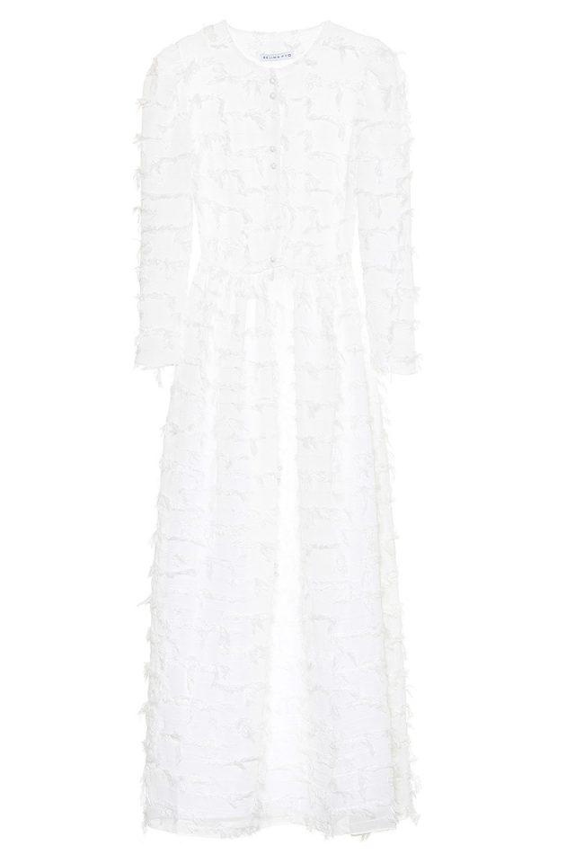 10 vestidos lenceros que puedes llevar desde ahora hasta la próxima primavera