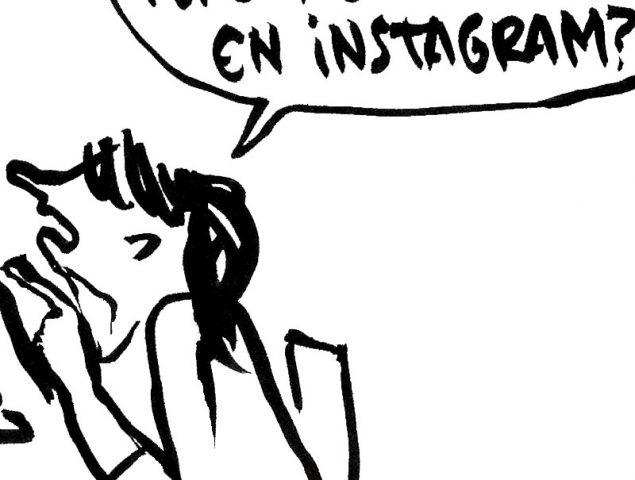 La viñeta de Flavita Banana: ¿Y si hago yoga pero no lo muestro en Instagram?