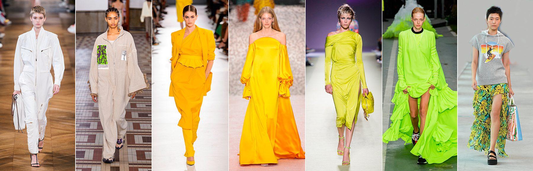 Avance: las tendencias que vestiremos en primavera