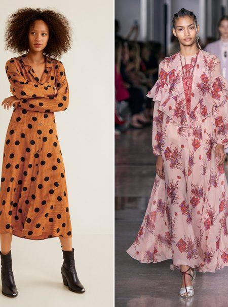 El vestido más favorecedor que puedes comprar ahora (rebajado) y llevar hasta primavera
