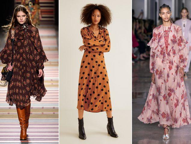 Vestidos verano 2019 tendencias