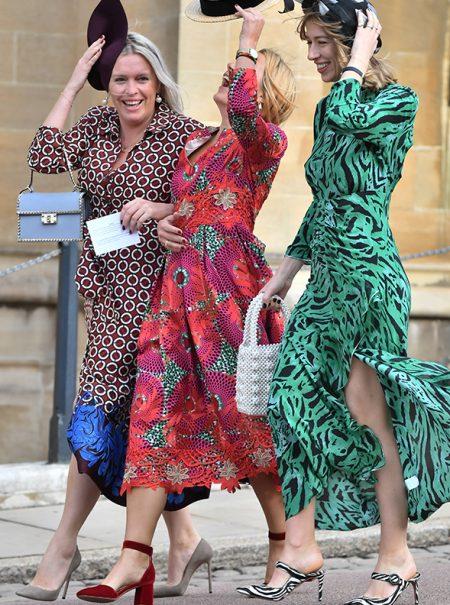 Ya puedes comprar rebajados los vestidos de Zara vistos en la boda de Eugenia de York