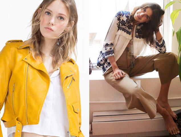 Del abrigo favorito de las políticas a la camisa con flores bordadas: las 10 prendas más virales de Zara