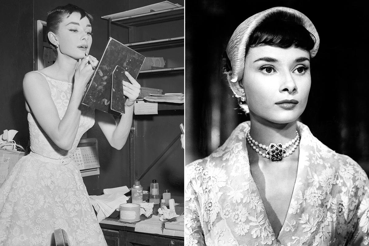 Audrey Hepburn de Givenchy