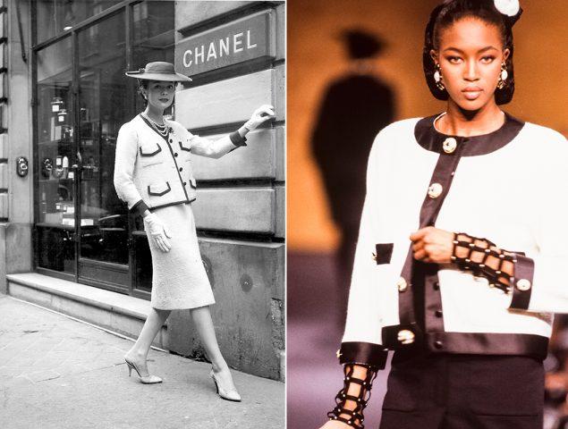 Todos los iconos de Coco Chanel que Lagerfeld convirtió en leyenda