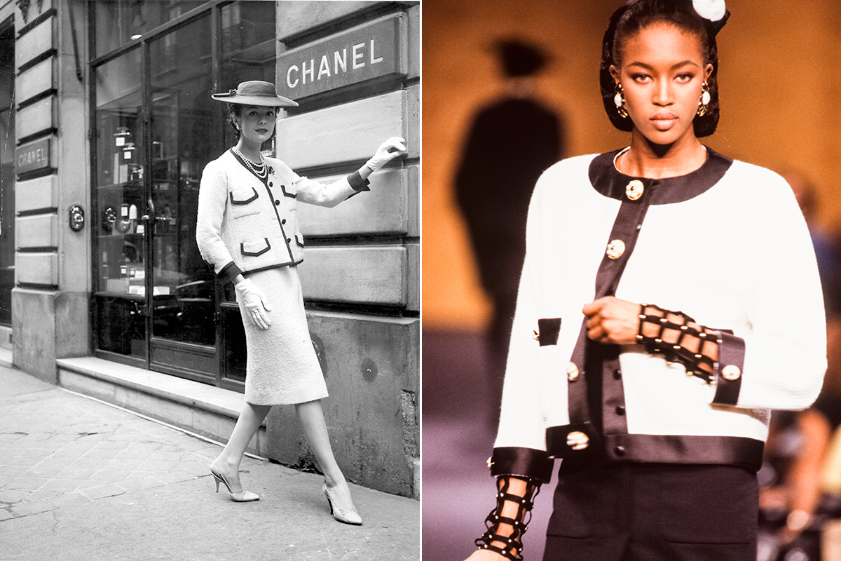 61987f5c5 Todos los iconos de Coco Chanel que Lagerfeld convirtió en leyenda
