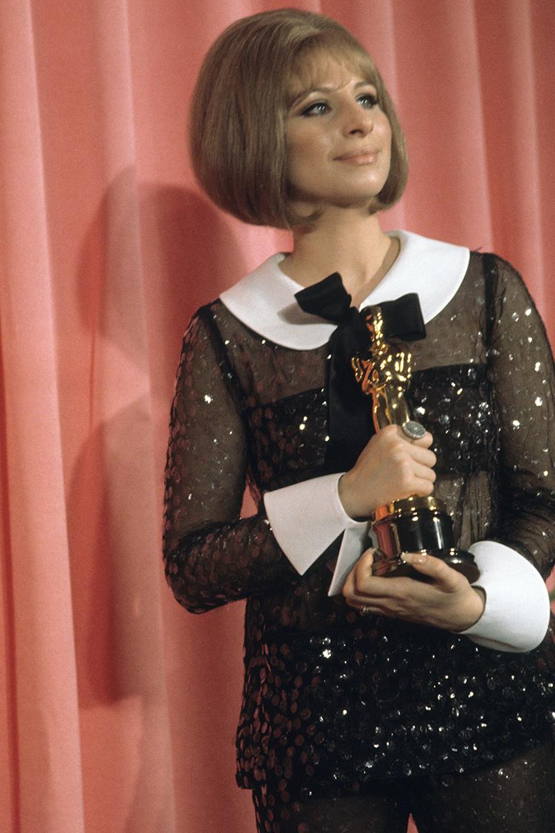Barbara Streisand de Arnold Scaasi