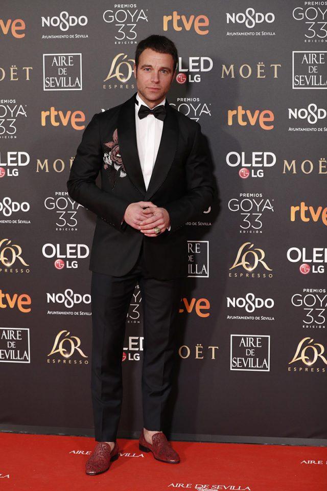 La alfombra roja de los Premios Goya 2019