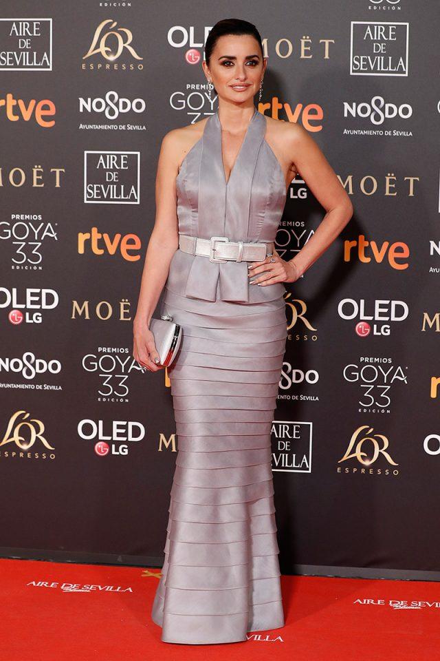 Vestido de gala mujer 2019