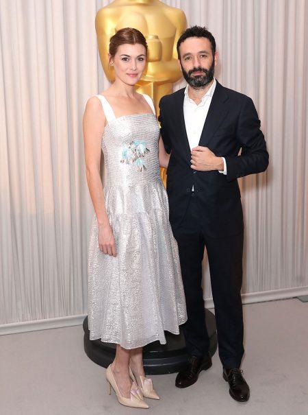Los nominados españoles en Hollywood: así fue la previa de Rodrigo Sorogoyen y Marta Nieto
