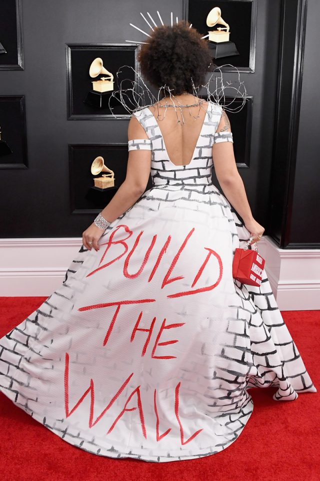 Joy Villa premios Grammy
