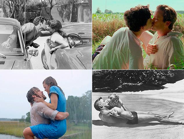 50 besos de película que marcaron la historia del cine