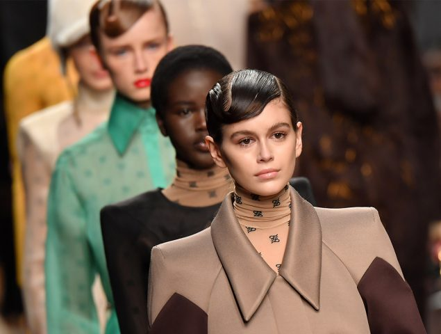 Así ha sido el emotivo desfile de Fendi sin Karl Lagerfeld